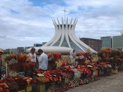 brasilia cathedrale