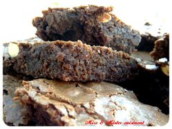 Brownie méga bon