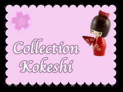 collection kokeshi