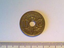1-10 Centimes 1931