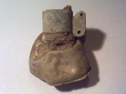 1-Grenade d'entrainement Fr, OF37