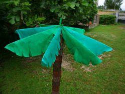 Fabriquer un cocotier pour un d cor de spectacle le blog for Fabriquer un palmier artificiel