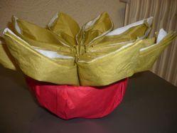 distributeur de serviettes en forme d ananas 020