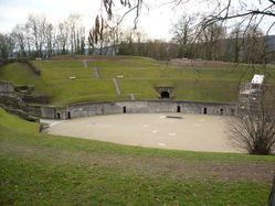 07 L'amphithéâtre romain à Trier