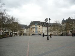 travaille luxembourg ville