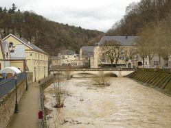 11 La vieille ville de Luxembourg