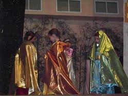 école sainte anne feugarolles spectacle 2