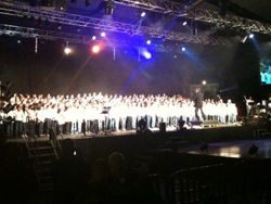 Les 500 Choristes Elispace Beauvais