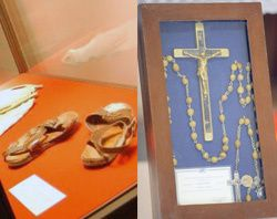 Mere Teresa Relics