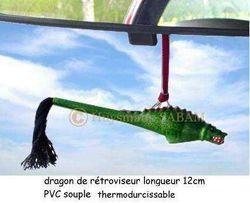 Mons dragon-retroviseur - Arts et Sculpture