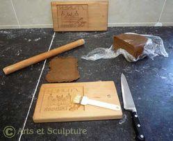 biscuits personnalisés boulangerie Stijnen - Arts et Sculpture: sculpteur designer