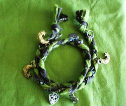 bracelet tissu 1
