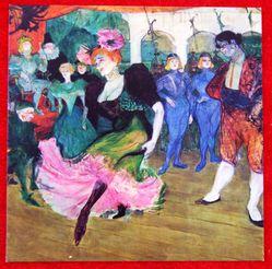 IMGP1274 Henri de Toulouse-Lautrec Marcelle Lender dansant