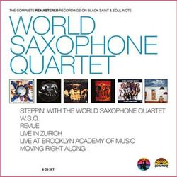 world-saxophone-quart