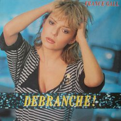 France Gall - Dbranche! 33T
