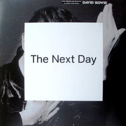David Bowie - The next day 33T