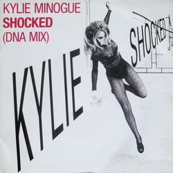 Kylie Minogue - Shoked 45T