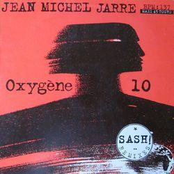 Jean-Michel JARRE - Oxygène 10 M45T