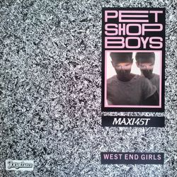 Pet Shop Boys - West end girls M45T
