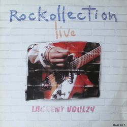 Laurent Voulzy - Rockollection live M45T