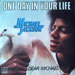 One day in your life 45T (pochette bleue)