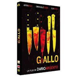 Giallo DVD