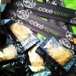 Côté sushi2