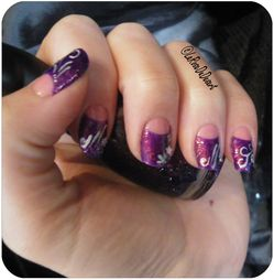2011.12.24 french inversee violet holo