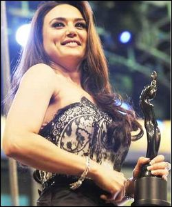Gorgeous Preity