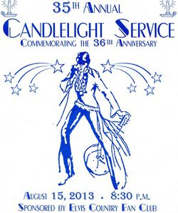 candelelight service2013