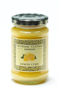 Lemon curd Thursday Cottage