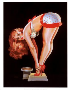 1193-Pin-up-Girl-on-Scale-Affiches.jpg
