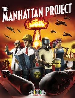 The Manhattan Project-Boite