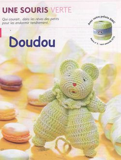 modles de doudous