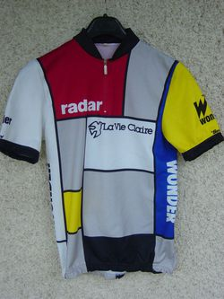 R Maillot LOOK Radar 1985