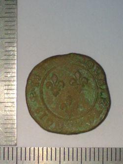 1-DT -HENRI III- 1581
