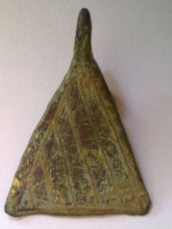 1-VERVELLE Médieval XIII-XIV Siecle