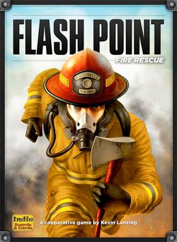Flash Point-Fire Rescue-Boite jeu