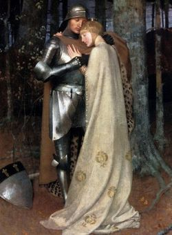 Marianne Stokes (1855 Graz, Styria – August 1927 London)