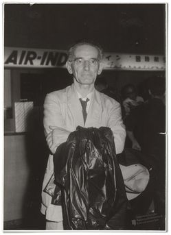 Guenther-Anders-Tokyo-Airport 1958