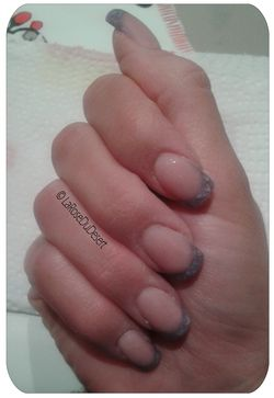 2012.10.13 gel uv french violet nacre (2)