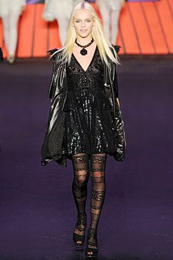 Madonna inspired Anna Sui's first runway show