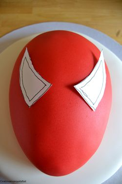 gateau spiderman facile a faire (21)