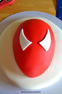 gateau spiderman facile a faire (25)