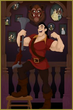 Disney-Villain-gaston-beauty-beast-white-winning-by-Justine.jpg