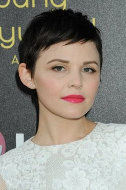 coupe courte ginnifer goodwin