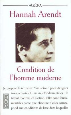 arendt-condition de l'homme moderne-2