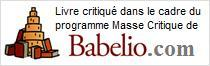 Babelio masse critique