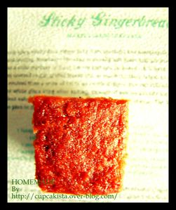 Sticky Gingerbread-4