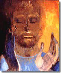 Arcabas Christ-priant